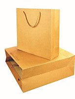 Kraft Paper Gift Bags Perfume Bags Embossed Bags Number Of Special Mini Shoulin Bag A Pack Of Five