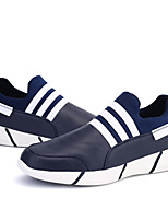 Men's Sneakers Spring / Summer / Fall / Winter Round Toe / Flats Leatherette Outdoor / Office & Career