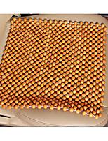 il seggiolino registro pad quadrato divano in legno massaggio cuscino tallone cuscino perline di legno fresco d'estate