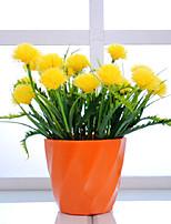 Hi-Q 1Pc Decorative Flower Dandelion Wedding Home Table Decoration Artificial Flowers