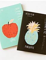 Notebooks criativas Fofinho,B4