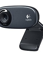Logitech® C310 HD видео с пшеницей ноутбук настольный компьютер сетевой камеры