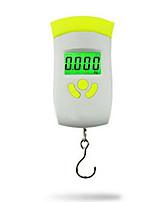 высокая точность портативный электронные весы зеленая подсветка (максимальный масштаб: 50кг)