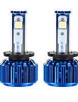 liancheng® 60w 6000lm 9 ~ 32V высокая яркость Cree COB светодиодные фары комплект-d2 / d4 6k 8k для автомобиля, внедорожных, UTV,