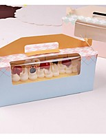 1 Piece/Set Favor Holder-Cuboid Card Paper Favor Boxes