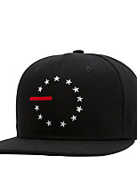 Hip Hop Street Dance Men Women Stars Clock Embroidery Baseball Caps