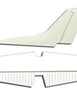 General Cessna Skyartec MCE-012 Parts Accessories RC Quadcopters White Metal / PET