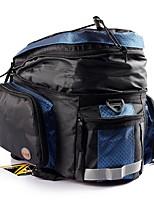 Bolsa para Bagageiro de Bicicleta Bolsa Kettle Embutida / Vestível / Multifuncional Ciclismo PVC / Ripstop 600DVermelho / Preto / Azul /