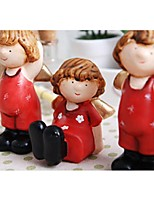 Baby Shower Party Favors & Gifts-1Piece/Set Gifts Tag Ceramic Classic Theme Other Non-personalised Red