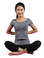 Running Clothing Sets/Suits Women's Sleeveless Breathable / Quick Dry / Compression Polyester Yoga / Running