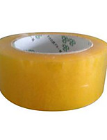 Yellow Color Other Material Packaging & Shipping Tape A Pack of Two