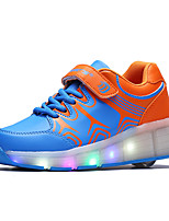 LED Boys' Shoes Occasion Upper Materials Category Season Styles Accents Color