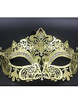 Ferro Decorazioni di nozze-1Piece / Set MaschereFesta di fine anno scolastico / Compleanno / Natale / Halloween / San Valentino / Giorno