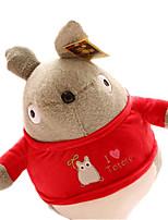 Hayao Miyazaki Animation Totoro Doll Clothes Color Plush Toys Ornaments