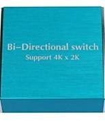 Youting YT-SW201 HDMI 2 porte switch bidirezionale