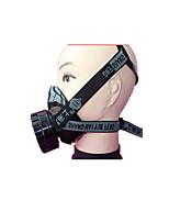 pintura máscara respirador mecánico profesional tanque pequeño, ligero y cómodo de llevar fuera