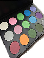 30 Eyeshadow Palette Matte Eyeshadow palette Powder Set Daily Makeup / Halloween Makeup / Party Makeup