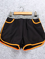 Running Baggy shorts Women's Breathable / Comfortable Polyester Running Sports Inelastic Loose Outdoor clothing