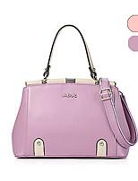 AOVO® Для женщин Яловка Сумка-шоппер Розовый / Фиолетовый-1407