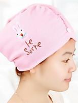 Serviette pour cheveux-Broderie- en100% Microfibre-56*20.5cm
