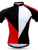 Sports Bike/Cycling Clothing Sets/Suits Men's Short Sleeve Breathable / Dust Proof / Windproof / Comfortable Terylene
