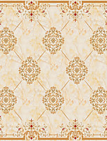 JAMMORY 3D Wallpaper For Home Contemporary Wall Covering Canvas Material Simple Graphics Yellow3XL(14'7''*9'2'')