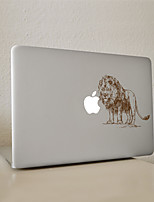 Lion Decorative Skin Sticker for MacBook Air/Pro/Pro with Retina