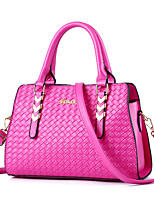 Women PU Formal  Event Party  Office and Career handbag