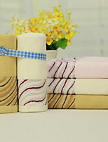 Jacquard Discontinuity Picked Cotton Towel