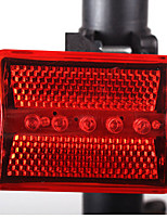 5LED Red Bicycle Taillights The Warning Light (2XAA)