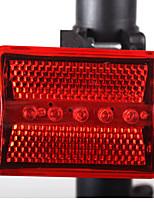 Велосипедные фары,Велосипедные фары-5 Режим 50 Люмен Легко для того чтобы снести AAAx2 Батарея Велосипедный спорт/Велоспорт Красный