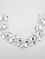 Women's Crystal / Alloy Headpiece-Wedding / Special Occasion Headbands 1 Piece