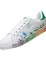 Men's Sneakers Spring / Summer / Fall / Winter Comfort PU Casual Flat Heel Others Blue / Green /