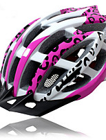BATFOX Women's Mountain / Road / Sports Bike helmet 15 Vents Cycling Cycling / Mountain Cycling / Road Cycling
