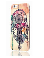 Para Funda iPhone 6 / Funda iPhone 6 Plus Diseños Funda Cubierta Trasera Funda Atrapasueños Dura PolicarbonatoiPhone 7 Plus / iPhone 7 /