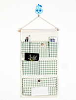 Eight Pockets Behind The Door Navy style Home Furnishing Storage Bag