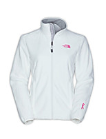 The North Face Women's OSITO Pink Ribbon Denali Fleece Jacket Outdoor Sports Trekking Running Full Zipper Jackets