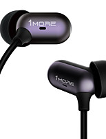1More® Capsule Ring Iron Earphone Hi-Res Audio Authentication High Frequency Range up To40 kHz/Hi-Fi (Black)