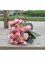Polyester Wedding Decorations-1Piece/Set Artificial Flower Wedding Classic Theme