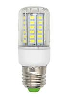 1PCS E14/E27/G9/GU10/B22 58LED SMD5736 650LM Warm White/White Decorative AC110V/220V LED Corn Lights