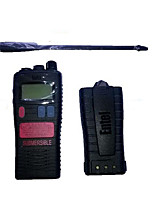 HT583 Walkie-talkie No Mentioned No Mentioned 400 - 450 MHz No Mentioned 3 Km - 5 Km Funzione di risparmio energetico No Mentioned