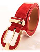 Women Fur Waist Belt,Vintage / Work / Casual Alloy All Seasons