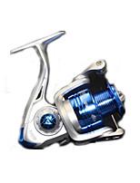 Molinetes Rotativos 4:9:1 6 Rolamentos Trocável Pesca de Mar / Pesca Geral-CX3000 CX