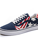 Vans Classics Old Skool Men's Shoes Outdoor Round Toe Canvas / Athletic / Casual Flat Heel Others Walking / Sneaker