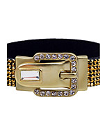 Armbanden Bedelarmbanden / Bangles / Tennis Armbanden Legering / Strass Ronde vorm / LijnvormModieus / Vintage / Bohemia Style /