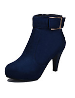 Women's Shoes  Heels / Platform / Fashion Boots Boots Outdoor / Office & Career / Casual Stiletto Heel   &9350