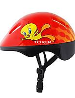 Casque Vélo(Rouge,EPS / PVC)-deEnfant-Cyclisme / Cyclotourisme / Patin à glace N/C 6 Aération S: 52-55CM