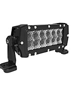 1PCS 8'' 36W LED Light Bar IP69K LED Light Bar Most Popular Size on F-150, F-250, Dodge 1500 Pickup Truck etc