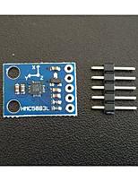 3 axes boussole numérique ic HMC5883L breakout