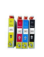 для меня-Epson 10 Картридж ME-101 картридж принтера t1661 набор из четырех цветов черный, красный, желтый, синий